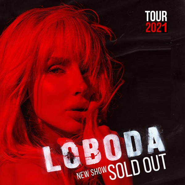 LOBODA. SOLD OUT